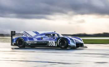 Life in the fast lane at Ginetta