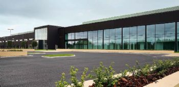 Phase one of Aston Martin's St Athan factory
