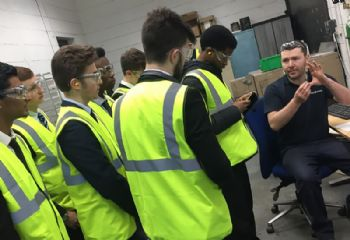 Sarginsons gives students a taste of the workplace