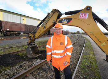 DB Cargo UK gets behind NCHSR
