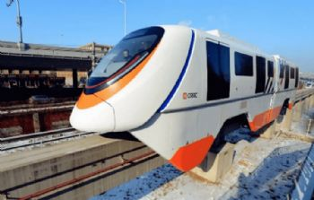 New generation of monorail trains