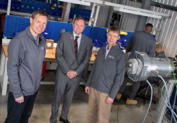 Libertine opens new technology development centre