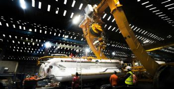 JFD completes build of submarine rescue system