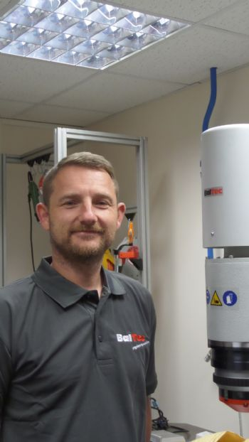 Baltec appoints technical sales engineer