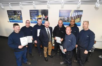 Sarginsons invests in technology and training
