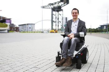 Wheelchair entrepreneur secures investment