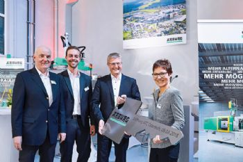 New Arburg Technology Centre in Austria opened