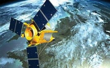 Satellite tech firm invests in UK space sector