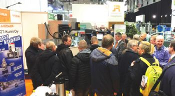 XYZ draws the crowds in Finland