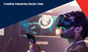 Sector deal for creative industries