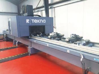 CSI Aluminium invests in Tekna machining centre