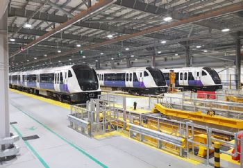 TfL orders five more Bombardier Aventra trains