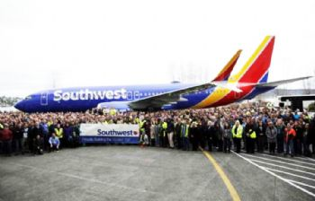 World record for Boeing 737