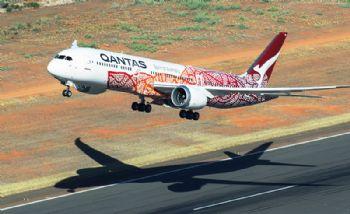 GE Aviation engines power Perth to London flight