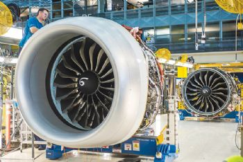 CFM wins $12.5 billion engine/ services deal
