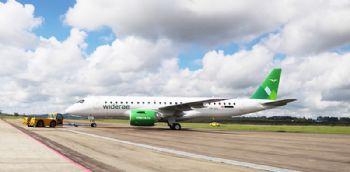First E190-E2 delivered