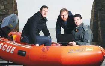 Saving lives at sea technologies