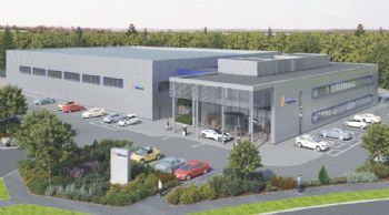 New Technical Centre for Integral Powertrain
