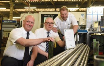 Muller awarded automotive quality accreditation