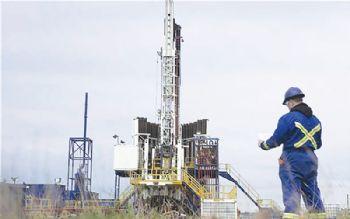 Cuadrilla drills horizontal shale gas well
