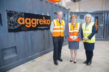 Aggreko to invest £33 million and create new jobs