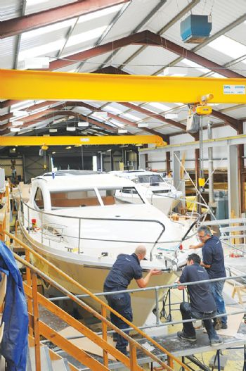 Long tradition of boat building comes to an end