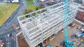 Engineering Innovation Centre takes shape