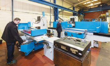 Embracing sub-contract machining