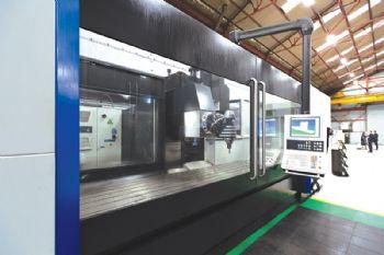 Advanced manufacturing centre