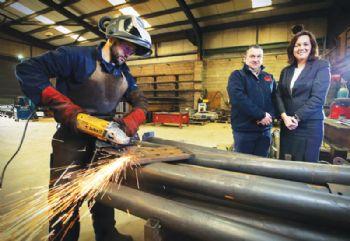 Newry firm lands major export deal