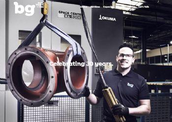 BG Engineering unveils new logo and Web site
