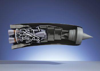 Heavyweight backing for UK hybrid space engine