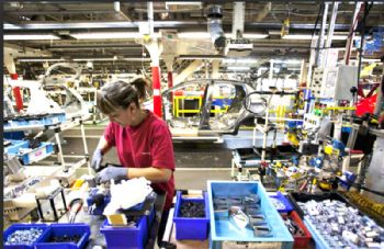 Czech manufacturing recorded strong in March