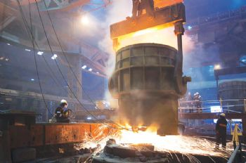 Sheffield Forgemasters' order book at 18-year high