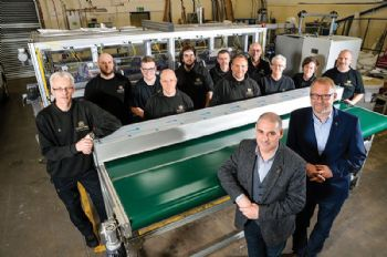 Luxury bed maker wins two Queen's Award