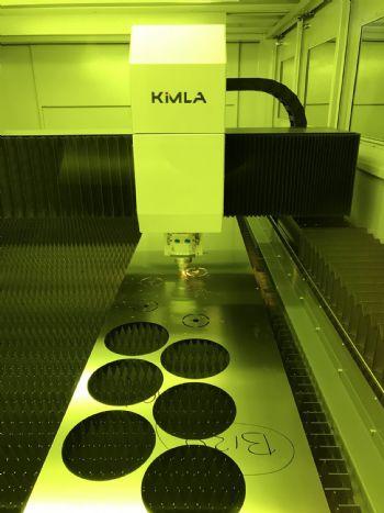 Fibre laser installed at Cook Compression