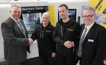 County Kildare firm invests in new CNC lathe