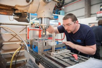 Rapid growth at Poole firm