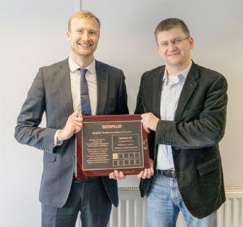 Tonbridge firm achieves 'Gold Level Status'