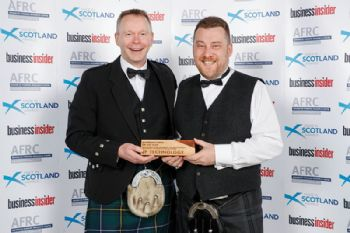 Dundee firm named 'Manufacturer of the Year'
