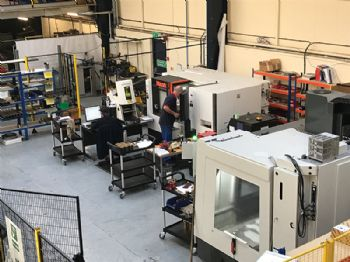 AMT invests in manufacturing cell