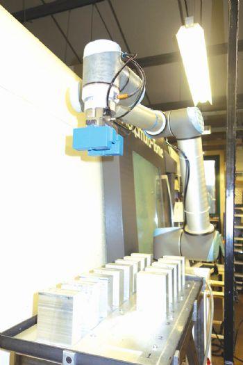 'Cobots' boost profitability at RSM