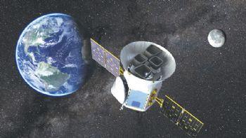 NASA planet hunter on its way