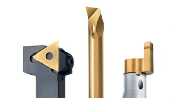 Tool coatings suit challenging materials