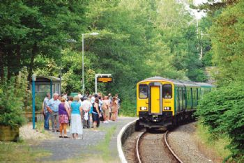 Heart of Wales Line celebrates 150 years