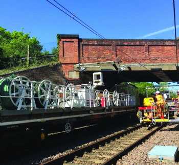 Improvements to rail infrastructure