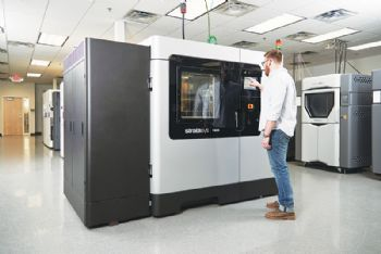 Third-generation 3-D printers for production