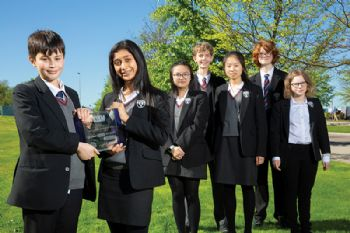Newcastle school wins sub-sea STEM Challenge
