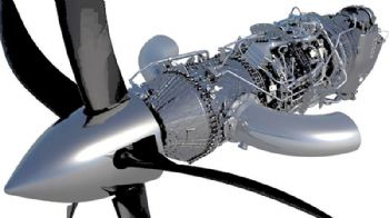 New turboprop engine to be tested