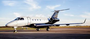 Embraer sets transatlantic speed record
